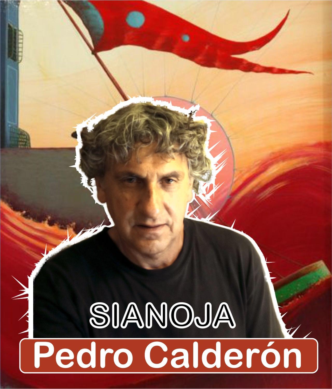 PEDRO CALDERÓN