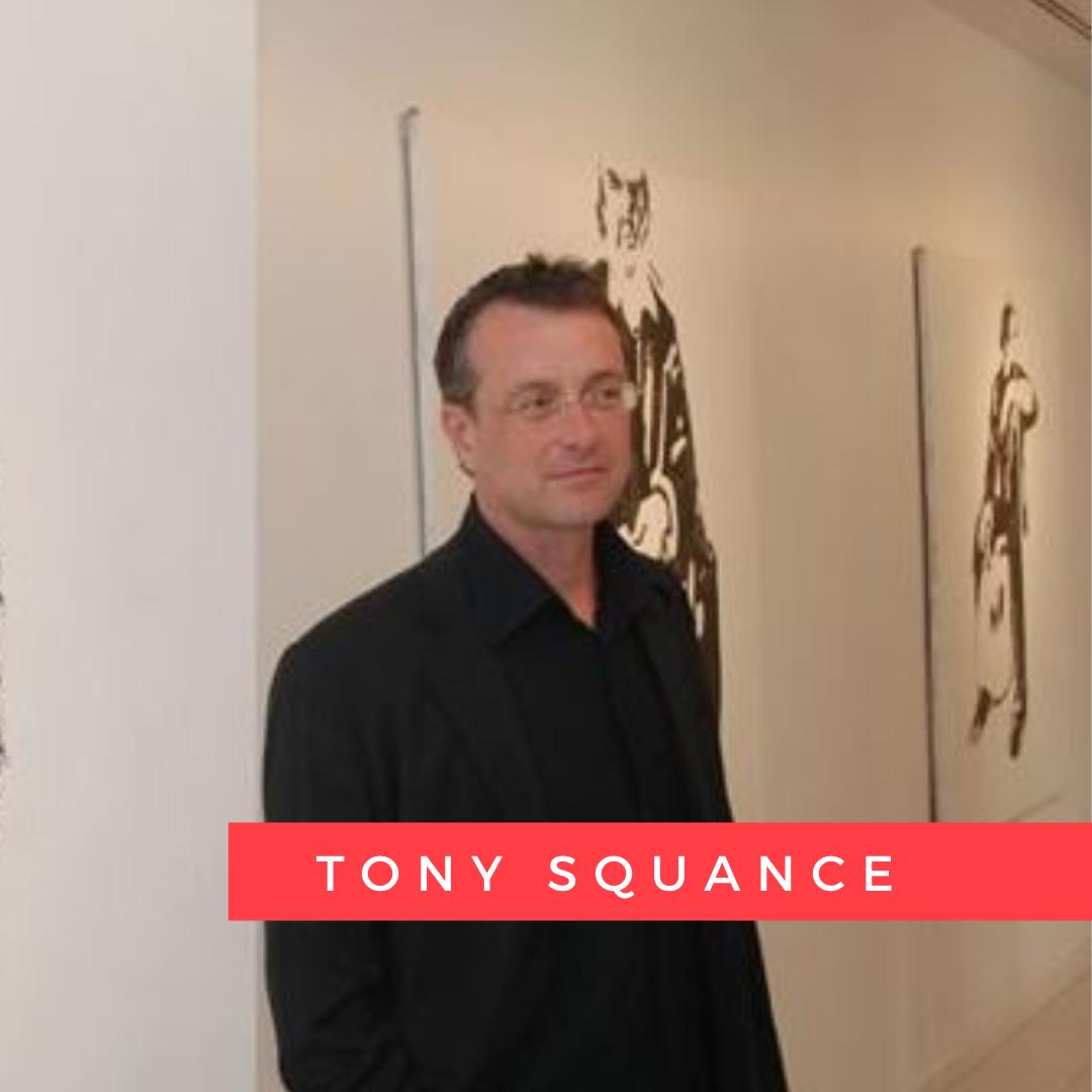 TONY SQUANCE